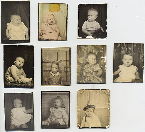 Details about  PHOTOBOOTH LOT BABIES YOUNG KIDS LITTLE ONES 10 pics