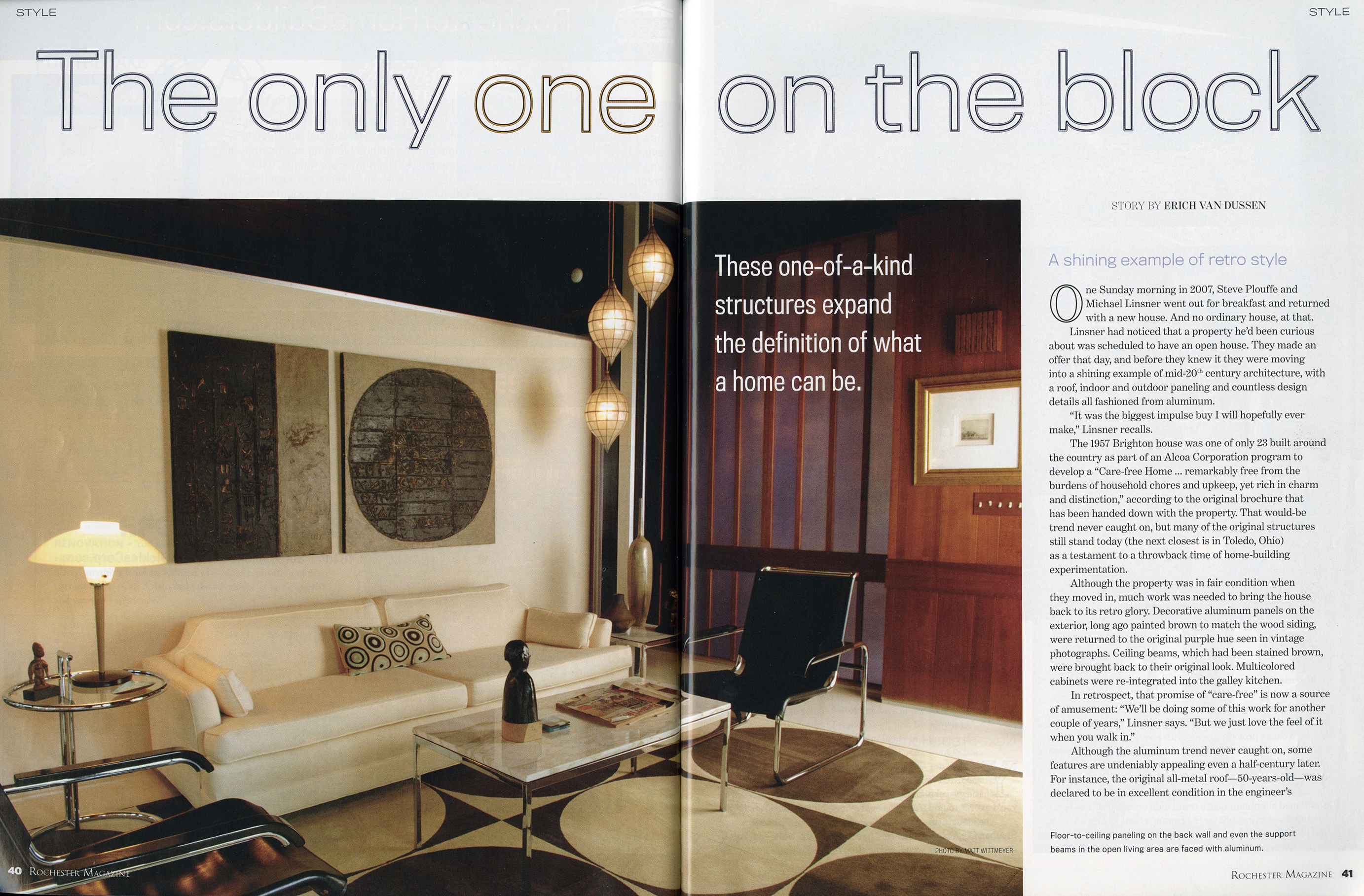 Rochester Magazine 1