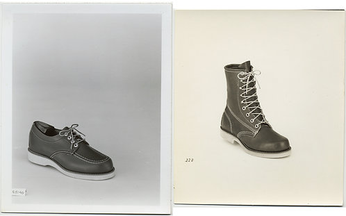 BOOTS and SHOES! FOOTWEAR as MINIMALIST OBJECT FASHION DOCUMENTATION