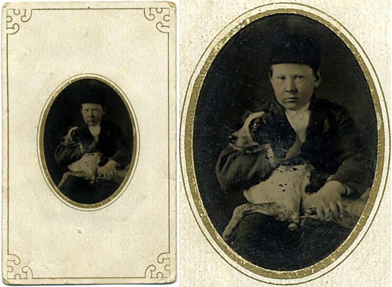 fp0985(Boy-dog)