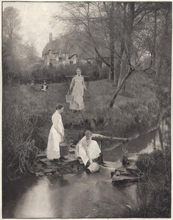 fp1767 (pastoral-scene-water-gatherers)