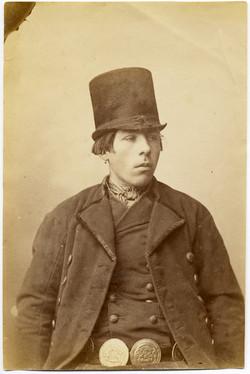 fp2284(Boy-Earring-Hat)
