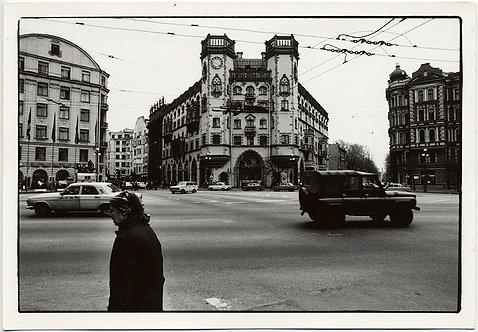 HORST SCHENCK LENINGARD Petrogradskaya (St Petersburg Metro) Street Photography