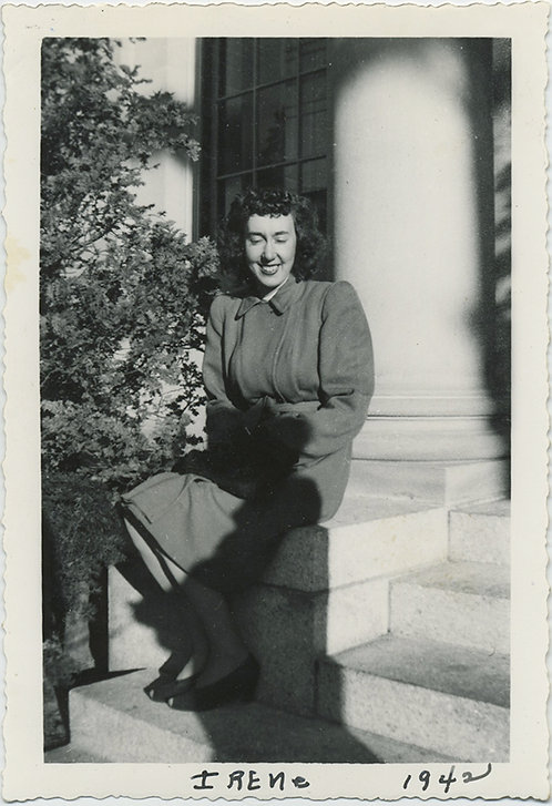 Woman, DOWNCAST EYES and GREAT SHADOW 1942!