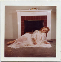 fp2221(Woman-Fireplace-Reclining)