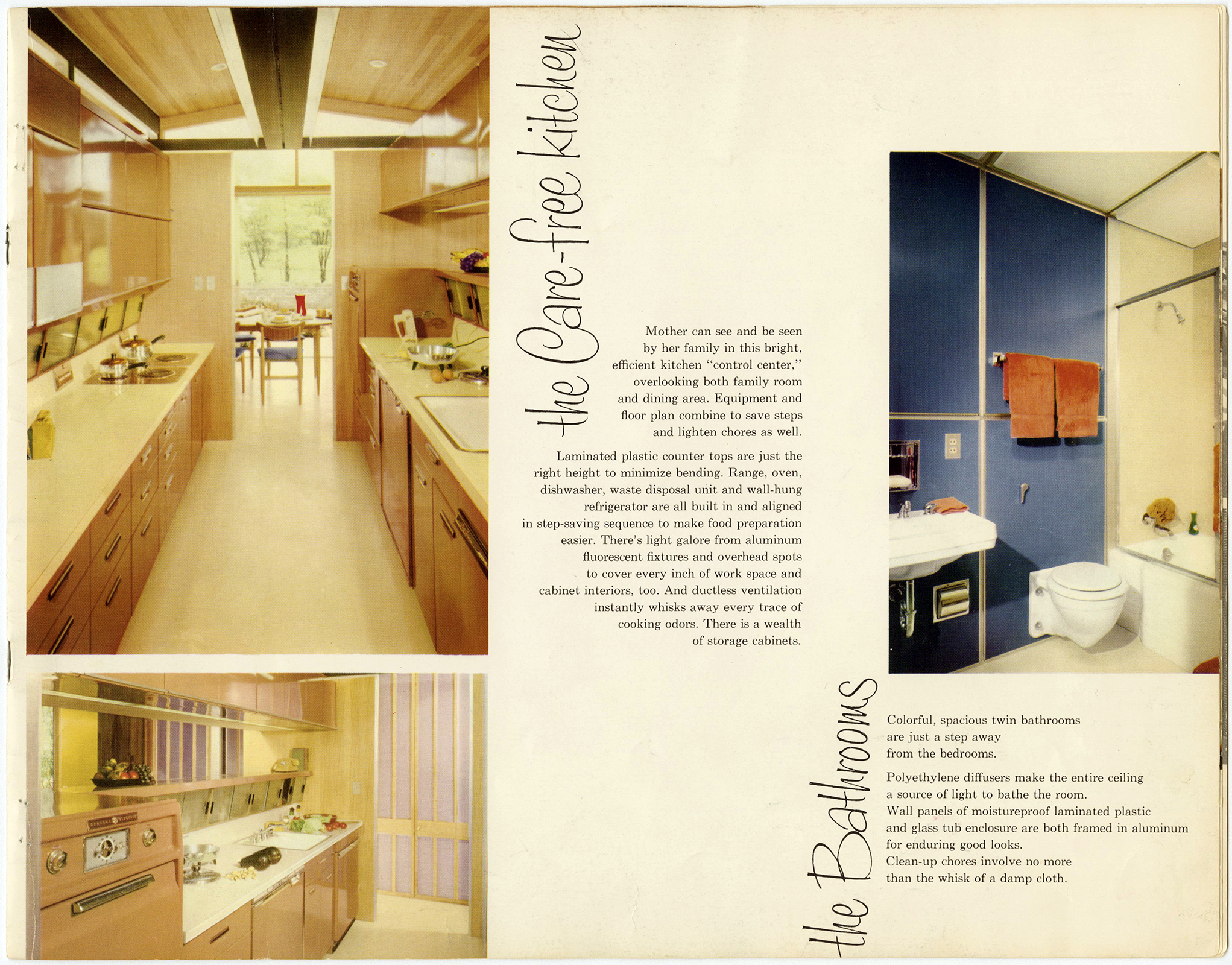 Page 7 - Bathrooms & Kitchen