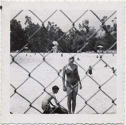 fp8770(Girl-Swimmer-Pool-Fence)