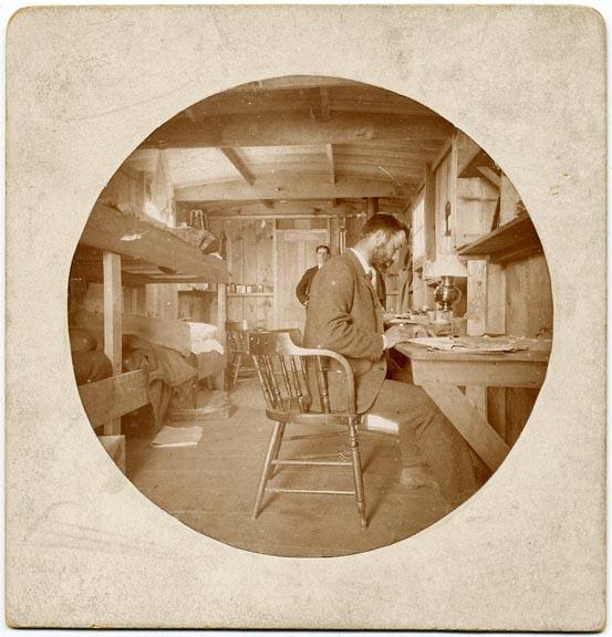 fp1231 (Mississippi Boat Interior)