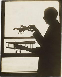 fp8759(PP-Man-Silhouette-Horse-Plane)