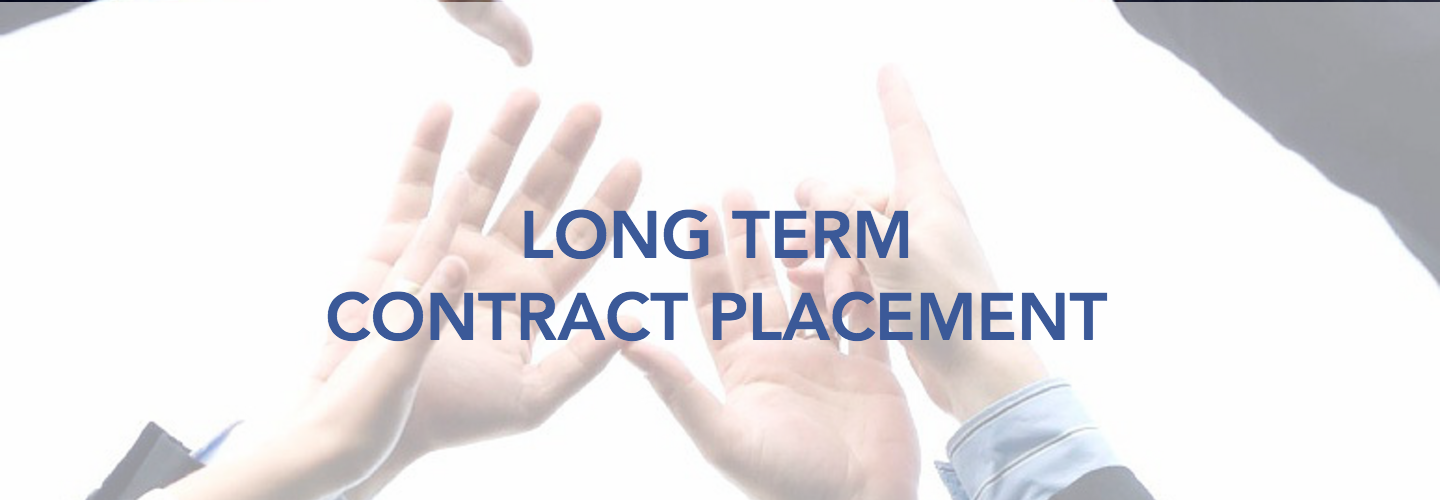 Long Term Contract Placement