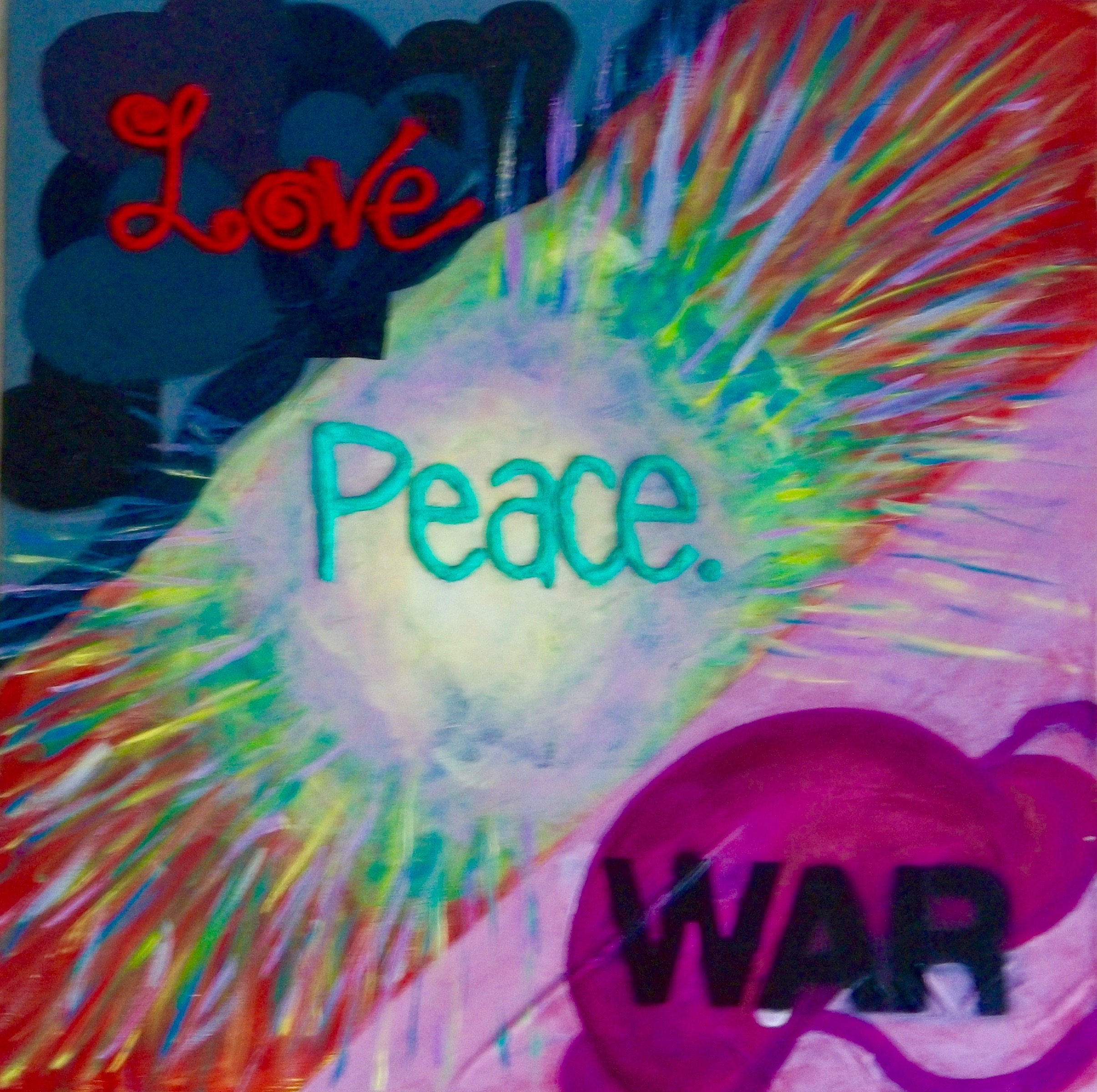 Love, Peace, War