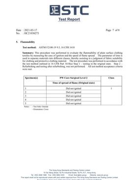 STC Level 2 測試報告
