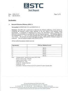 FDA ASTM Test Report