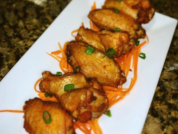 Golden Thai wings
