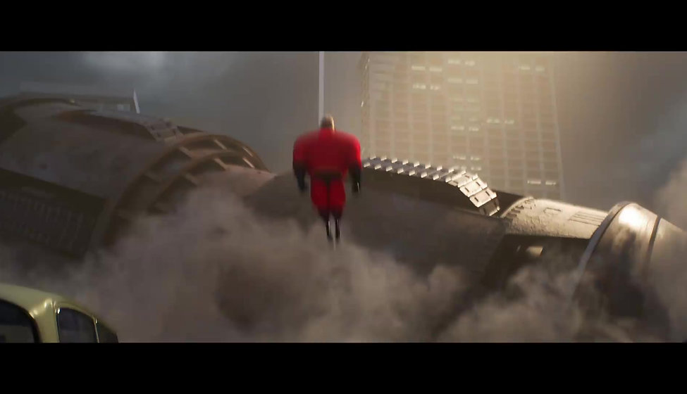Boots Incredibles 2 Trailer