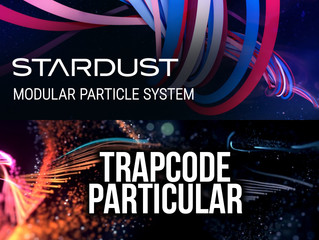 Plugin Pow-wow: Superluminal Stardust vs. Trapcode Particular