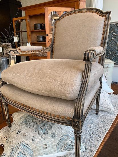 Louis XVI Bergere Chair