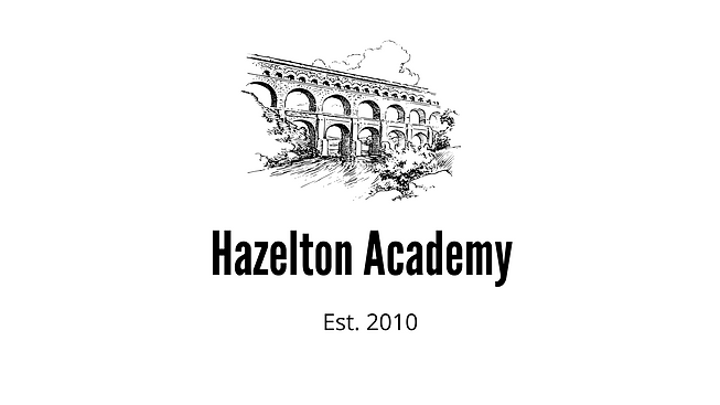 Copy of [Original size] Hazelton Academy