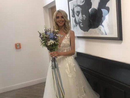 Here's comes the Bride!