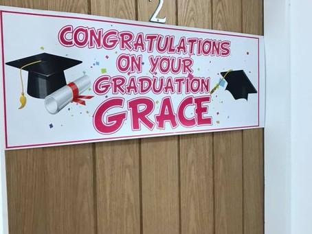 It's Graduation Week!