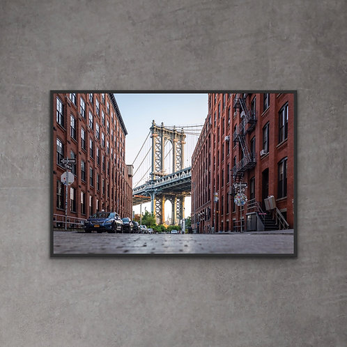 Brooklyn Bridge /horizontal