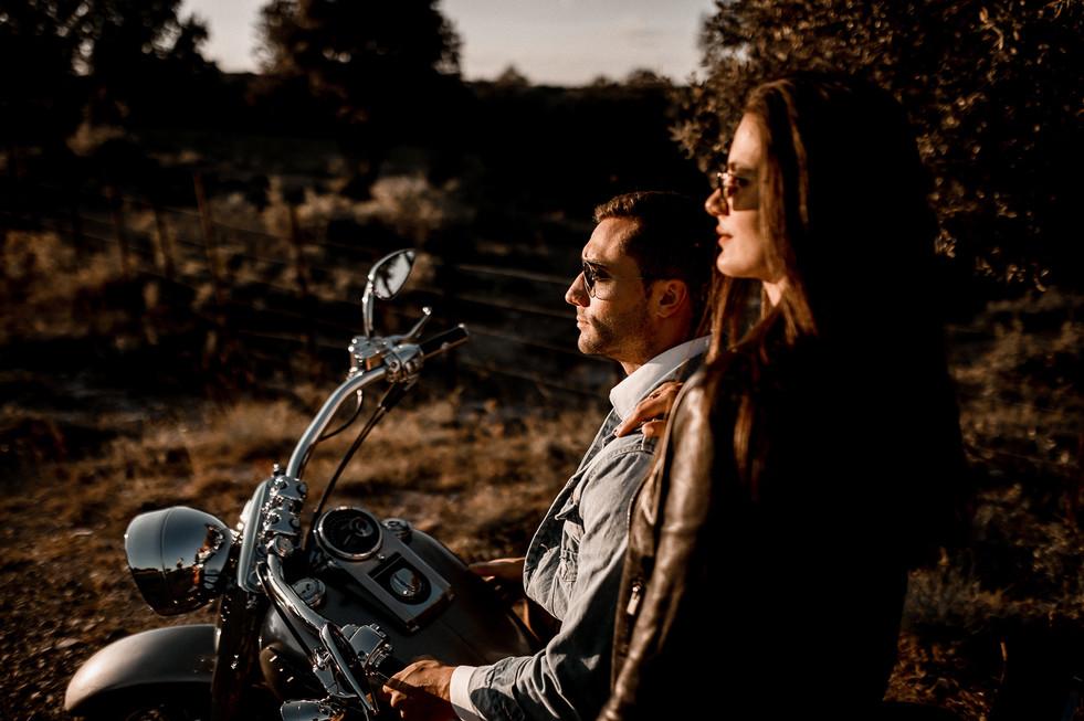 Rock'n Brides-couple session Roxane et M