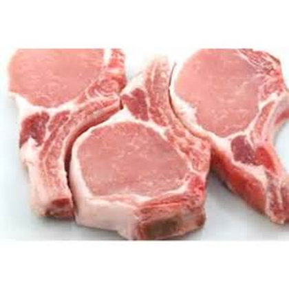 Assorted Pork Chops