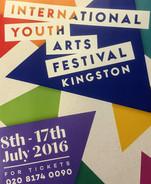 International Youth Arts Festival 2016