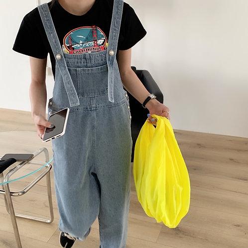 Cute Denim Jumpsuit H8066