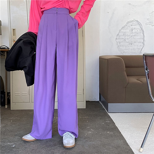 Candy Plain Suit Pants H63209