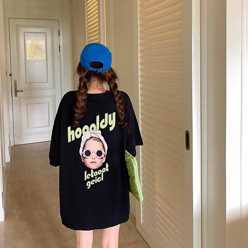 Summer Babe Figure Shirt  H63330