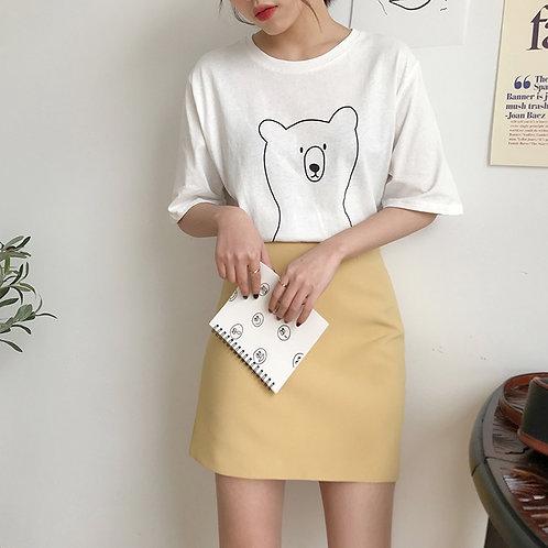 BigBear Printed Shirt H3665