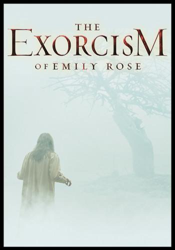 the exorcism cover, horror movie cover, horror film cover