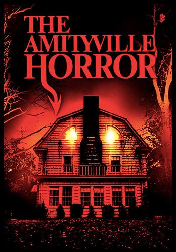 the amityville horror cover, horror movie cover, horror film cover