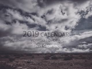 2019年 カレンダーについて