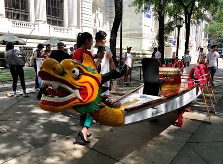 [Recap] Traditional Dragon Boat Awakening Ceremony