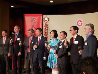 [Recap] CNY Reception with HK Commissioner