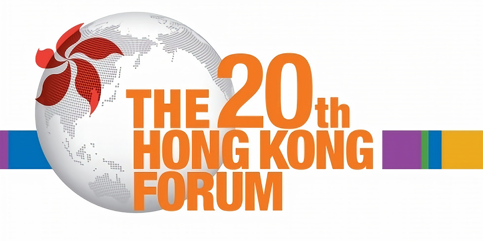 The 20th Hong Kong Forum