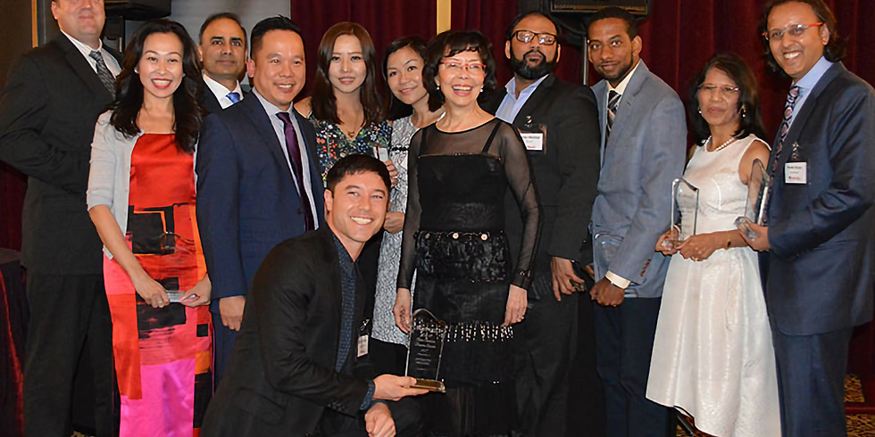 USPAACC Inspirational Asian American Leadership Awards Dinner and Holiday Party