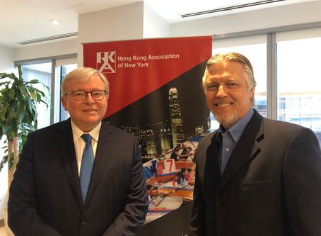 [Recap] U.S.-China Dynamics with Kevin Rudd