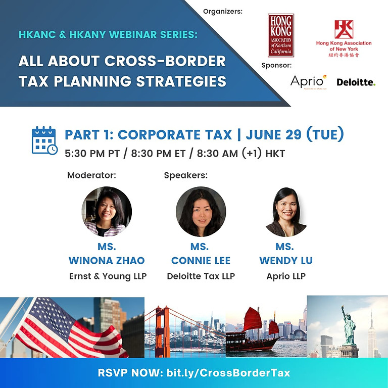 Part I Corporate Tax | All About Cross-Border Tax Planning Strategies