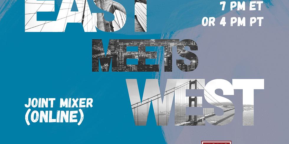East Meets West Joint Mixer (Online)