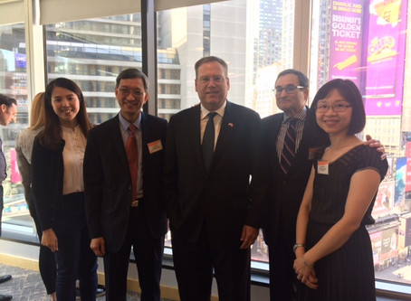 "[Recap] US-Hong Kong Business Relations, Making the Most of: ""One Country Two Systems"""