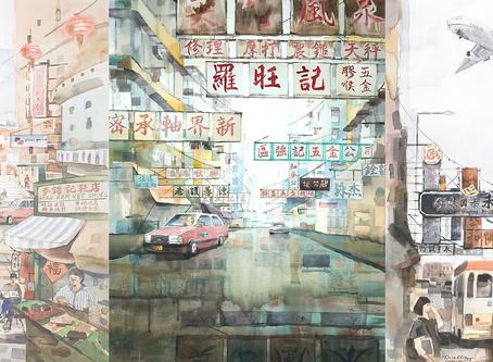 Coming Event: Reception: Hong Kong Artist Talent Elaine Chiu