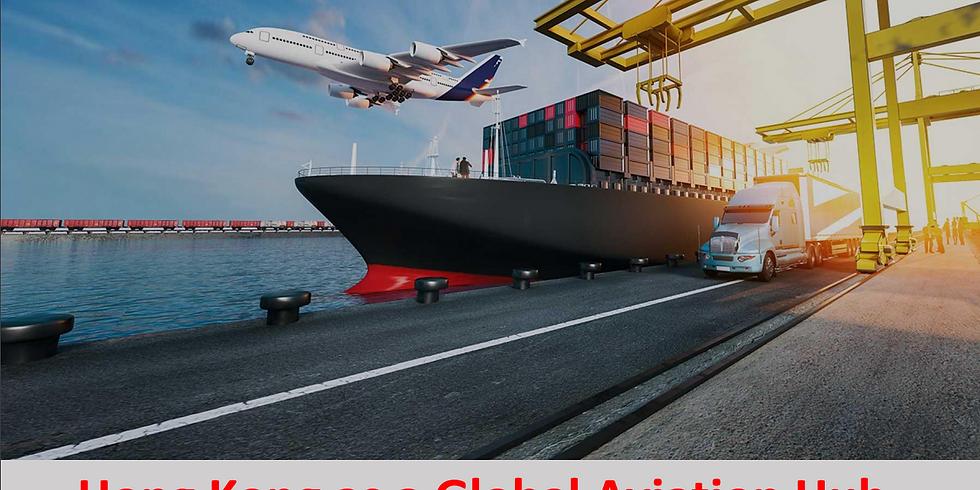 Webinar: Hong Kong as a Global Aviation Hub