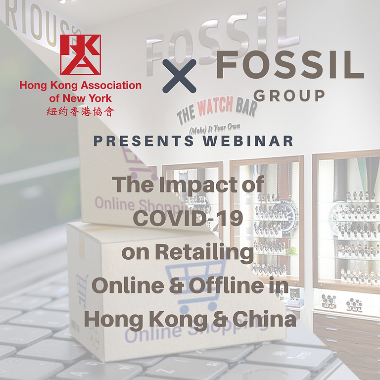 Webinar: The Impact of COVID19 on Retailing with Fossil Group