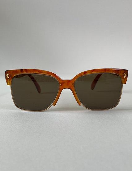 Lozza Vintage 70s Italian Sunglasses