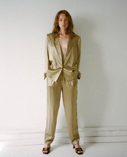 Pure Silk Suit