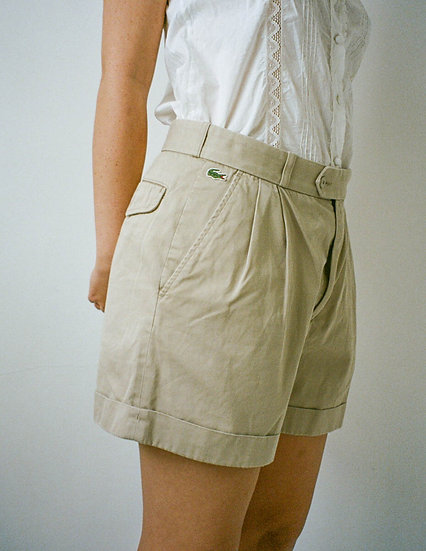 Lacoste Tailored Shorts
