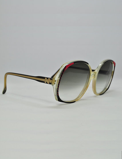 Vintage Nina Ricci Hand Painted Sunglasses